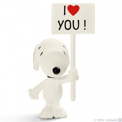 i love you! snoopy