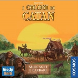 i coloni di catan - mercanti e barbari