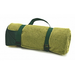 fleece rug roll bottle