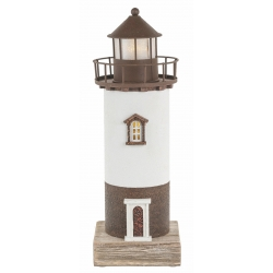 faro with led